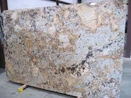 just one of many slabs of exotic granite